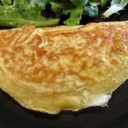 Omelette de Queso