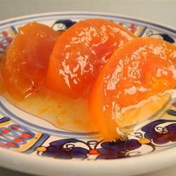 Receta de Pomelo en almíbar