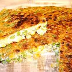 Tortilla de Arvejas