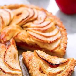 Receta de Tarta de Manzanas