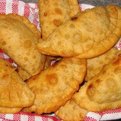 Receta de Empanadas criollas fritas
