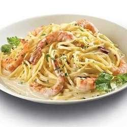 Receta de Spaghetti con sabor a mar