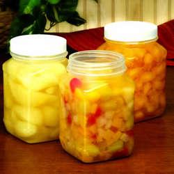 Frutas en  almíbar (Caceras)