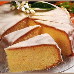 Receta de Torta de Mandarina