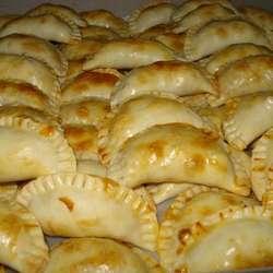 Empanadas de queso c/masa rápida