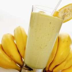 Receta de Licuado de banana 2