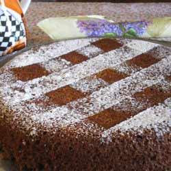 Receta de Bizcocho de chocolate 2