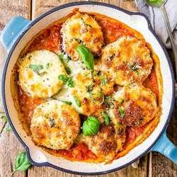 Receta de Berenjenas a la parmesana 3